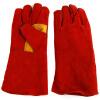 Гонка Billiton (SANTO) 2103 Сварочные перчатки сварщика перчатки сварочные перчатки рабочие перчатки перчатки herman перчатки