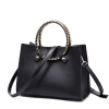 Это Вог (НАЖО) г-жа плеча сумки сумка сумки кольцо приток корейских женщин кожаный мешок посыльного мешок повелительницы NW1164032 красный