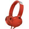 все цены на  Sony (SONY) MDR-XB450AP бас стерео наушники синий  онлайн