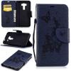Deep Blue Butterfly Style Чеканка Классическая флип-обложка с функцией подставки и слотом для кредитных карт для ASUS ZenFone 3 ZE520KL браун стиль классический флип обложка с функцией подставки и слот для кредитных карт для asus zenfone 3 zs550ml