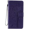 Purple Tree Design PU кожа флип крышку кошелек карты держатель чехол для LG V10 purple tree design pu кожа флип крышку кошелек карты держатель чехол для samsung s6