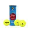 Уилсон (Wilson) WRT10980M Australian Open официальный мяч пластиковые емкости 3 таблетки