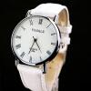 Я. Zhuolun новый простой моды досуг пояса часы Ши Ин смотреть мужчин и женщин пару часов YZL0535TH-3