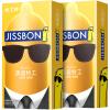 Jissbon тонкие презервативы 10шт. * 2кор. секс-игрушки для взрослых durex тонкие презервативы 18 шт 2кор секс игрушки для взрослых