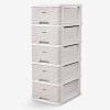 [супермаркет] Jingdong пять-Lok шкафы для хранения Ming-товаров - маленький цветочных шкафы для хранения ящика шкаф отделка заказ хранение коробка для пищевого качества PP материал XY2153S