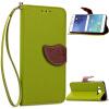 Зеленый дизайн Кожа PU откидная крышка бумажника карты держатель чехол для Samsung Galaxy J5 свинья дизайн кожа pu откидная крышка бумажника карты держатель чехол для samsung galaxy j5