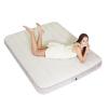 INTEX надувная кровать двойной дом кемпинг тянуть воздушный коврик кровать свет складной кровать водонепроницаемый воздушный слой 152 * 203 * 25