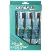 Джингдонг Лей правило (Dr.RAY) весело зубные щетки (щетки отправить защитный рукав) (Random Color) лак д волос got2b мегамания 300 мл