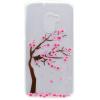 Обложка Вишневое дерево шаблон Мягкий тонкий ТПУ резиновый силиконовый гель чехол для Lenovo Vibe K4 Note/A7010 мобильный телефон lenovo k920 vibe z2 pro 4g