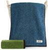 Санли полотенце 36×75cm подарочная упаковка с 2 шутки лыжи цикл лыжики пыжики 75cm 1032036