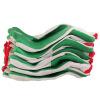 Чан Хи новые истираемые перчатки ближнего перчатки перчатки линии покрытия перчатки скольжения рабочие перчатки сайту 5 Green B11405 перчатки punta сенсорные перчатки