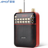 Amoi (Amoi) V55 цифровой дисплей времени USB Мини Портативный сабвуфер кадриль FM-радио, чтобы слушать оперы пожилой машины посвященный учитель направляет стереодинамики