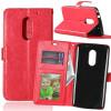 Red Style Classic Flip Cover с функцией подставки и слотом для кредитных карт для Lenovo VIBE X3 аксессуар чехол lenovo vibe x3 activ flip case leather blue 58525