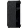 Huawei (HUAWEI) P10 оригинальный телефон оболочки / защитный рукав / смарт-окна телефон кобура наборы - темно-серый Huawei P10 (5,1 - дюймовый экран) кобура кобура gletcher поясная для clt 1911