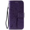 Purple Tree Design PU кожа флип крышку кошелек карты держатель чехол для SAMSUNG S6 purple tree design pu кожа флип крышку кошелек карты держатель чехол для samsung s6