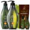 Ziyue (SEEYUONG) Safflower Control Oil Refreshing Wash & Sheath (Шампунь 265 мл + Уход за волосами 265ml + Шампунь 60 мл + Уход за волосами 60 мл)