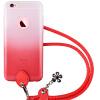 Pie оболочки с AIDS iphone6sPlus телефон строп Apple, 6Plus мягкой силиконовой внешней оболочки, розовый 5,5 дюйма demeter fragrance library яблочный пирог apple pie 30 мл