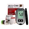 Рош (Roche) отлично блестящие Accu-Chek типа глюкометра (100 ограждающих ланцеты и тест-полоска) roche roche тип тест полоска accu chek отличная джиной руя тест полоска глюкозы в крови 100 штук