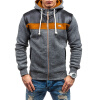 New Men Fashion Cardigan Hoodies Hooded Sweater new