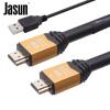 (JASUN) HDMI аудио кабель высокой четкости линии цены онлайн