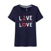 Semir Semir футболки женские с коротким рукавом футболки шею футболки вышивка студентов печать 12216000011 свет цветок серый L футболки