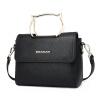 Пугало (мексиканский) сумки Mobile Messenger мешок прилив поездка минималистский плечо сумка черная женская MTC70524L-08