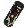 цена на JBL Flip3 музыкальные Калейдоскоп 3 колонки Bluetooth стерео небольшой сабвуфер водонепроницаемая конструкция поддерживает более одной серии портативный мини стереодинамики камуфляж специальной версии