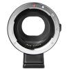 Вей Зуо (VILTROX) EF-EOS M крепление Canon одного микро адаптер переключатель адаптер AF EF / EFS объектива SLR betwix адаптер м42 canon eos w inner ring воронеж