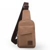 Muzee парусиновая мужская сумка через плечо, сумка на поясе 2013 новинка парусиновая сумка с заклепками для женщин