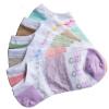 Hengyuanxiang носки 6 пар женщин чистого цвета носки летняя тонкая секция невидимые носки носки хлопчатобумажные носки A1171534 носки 6 пар quelle h i s 824764