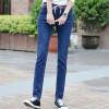 VIVAHEART Корейский случайные джинсы женщина талии упругие талии стрейч брюки ноги Тонкий VWKN171137 светло-голубой 26 джинсы camomilla ilove джинсы стрейч