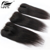 Top Quality Brazilian Virgin Human Straight Hair 4x4 Lace Closure 3 Way Part Bleached Knots Free Middle Three Part Free Shipping top quality brazilian virgin human straight hair 4x4 lace closure 3 way part bleached knots free middle three part free shipping