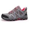 TFO походные туфли полная ладонь воздушная подушка дышащая удобная шок походная обувь 853701 женская модель темно-серый / роза красный 36 norka туфли norka 45 10el красный