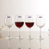 Jingdong [супермаркет] Le Meiya Luminarc вкус вина бокал вина бокал шампанского стекла 350 мл 4 Жи luminarc бокал для вина luminarc domino 350 мл