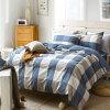 Ял освободить семью из четырех людей хлопка постельного белья в стиле промывает выход хлопка Люкс 1,5 м кровати подходит для больших сетки серо-голубых денег 1,5 м кровати кровати предприятий