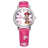 Дисней (Disney) Дети часы девушка водонепроницаемые часы милые девушки розы красные студенты электронные настольные часы женский наручные часы 14007J