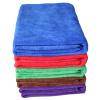 Поцелуй автомобиля 5 штук тонкого волокна полотенце полотенца (матовый толщиной 60 см * 40 см) красный / зеленый / синий / кофе цвет / фиолетовый