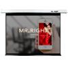 Nangtong Elite (Mr.Right) 120 дюймов 4: 3 электрический экран управления экраном дистанционного проекционный экран проекционный экран проектор (для проектора -SVGA: Разрешение 800 * 600; XGA: 1024 * 768) круг алмазный по керамике 1a1r ceramics elite 200x1 6x7 0x25 4 diam 000547