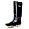 Южный источник Jinyu Wang толстые пластиковые подошвы носят высокие трубные ботинки для воды устанавливают взрослые ботинки для дождя нескользящие страховые ботинки для одежды 201 черный 41 ярдов