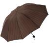 PARKSON моды полосатого зонтик бизнеса зонтик 10 кость плотность карамболь ткань армированных сушки зонты 6301 Серые зонты