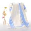 Sunvim хлопковое воздухопроницаемое полотенце, синий цвет, 33*72см телевизоры купить 72см плоский экран