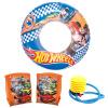 Disney детские купальники (плавать кольцо + пляжный мяч, воздушный насос, подходящий для детей 3-6 лет, чтобы плавать, играть в во фильтр воздушный lynx la113