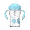 Чашки соломы Day Kang могут научиться пить чашки 240 мл (синий) RK-B1017 дисней детские чашки с ручками микки синий