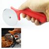 MyMei 1 шт из нержавеющей стали Нож для пиццы круглой формы пиццы Колеса Резцы торт Хлеб круглый нож резак для пиццы Инструменты
