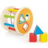 Германия Hape игрушки строительных блоки E0500 вздымающейся музыка ребенок образовательного раннее детство интеллектуального просветление классификация блоки окно силикатные блоки в гродно