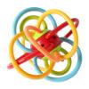 Ming Ting (MING TA) мягкая пластиковая рука с мячом Манхэттенский мяч детские игрушки зубочистка кровать колокольчик крыса зубы