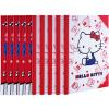 Обширный (Guangbo) привет kitty16K40 страница ноутбук дневник / ноутбук канцелярские шесть суб установленной Hello Kitty KT81004 ноутбук