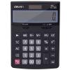 Deli (гастроном) 1520A классический бизнес-офис настольный калькулятор солнечный двоевластия функция памяти deli гастроном 3186 бизнес офис кожа блокнот конференц зал notebook 25k 160 е браун