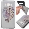 Часы карманные Pattern Мягкий тонкий ТПУ резиновый силиконовый гель Дело Чехол для Samsung Galaxy J5 2016/J510