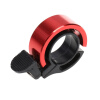 Фото MyMei Outdoor 90db Ring Alarm Loud Horn Aluminum Bicycle Bike Safety Handlebar Bell 110db loud security alarm siren horn speaker buzzer black red dc 6 16v